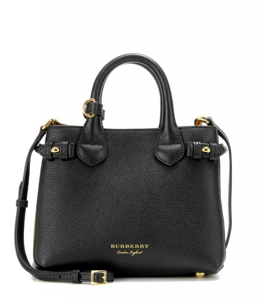 BURBERRY Borsa a tracolla The Baby Banner