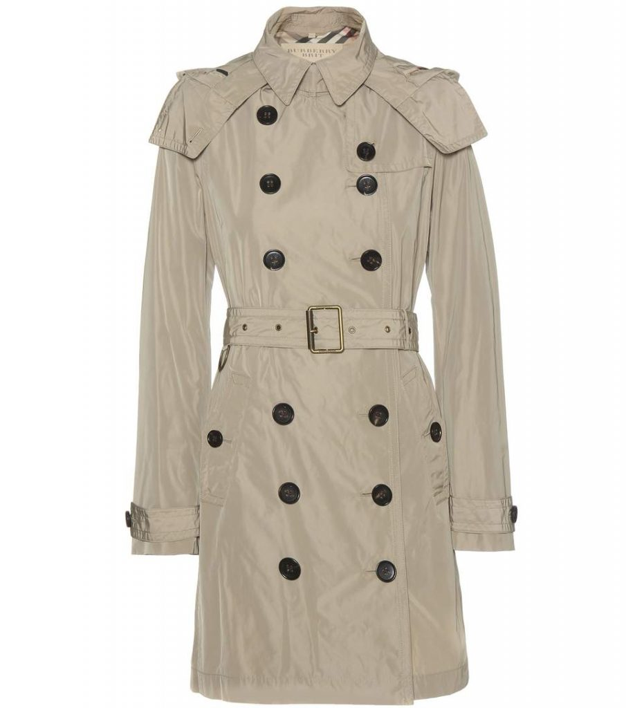 BURBERRY Trench Balmoral