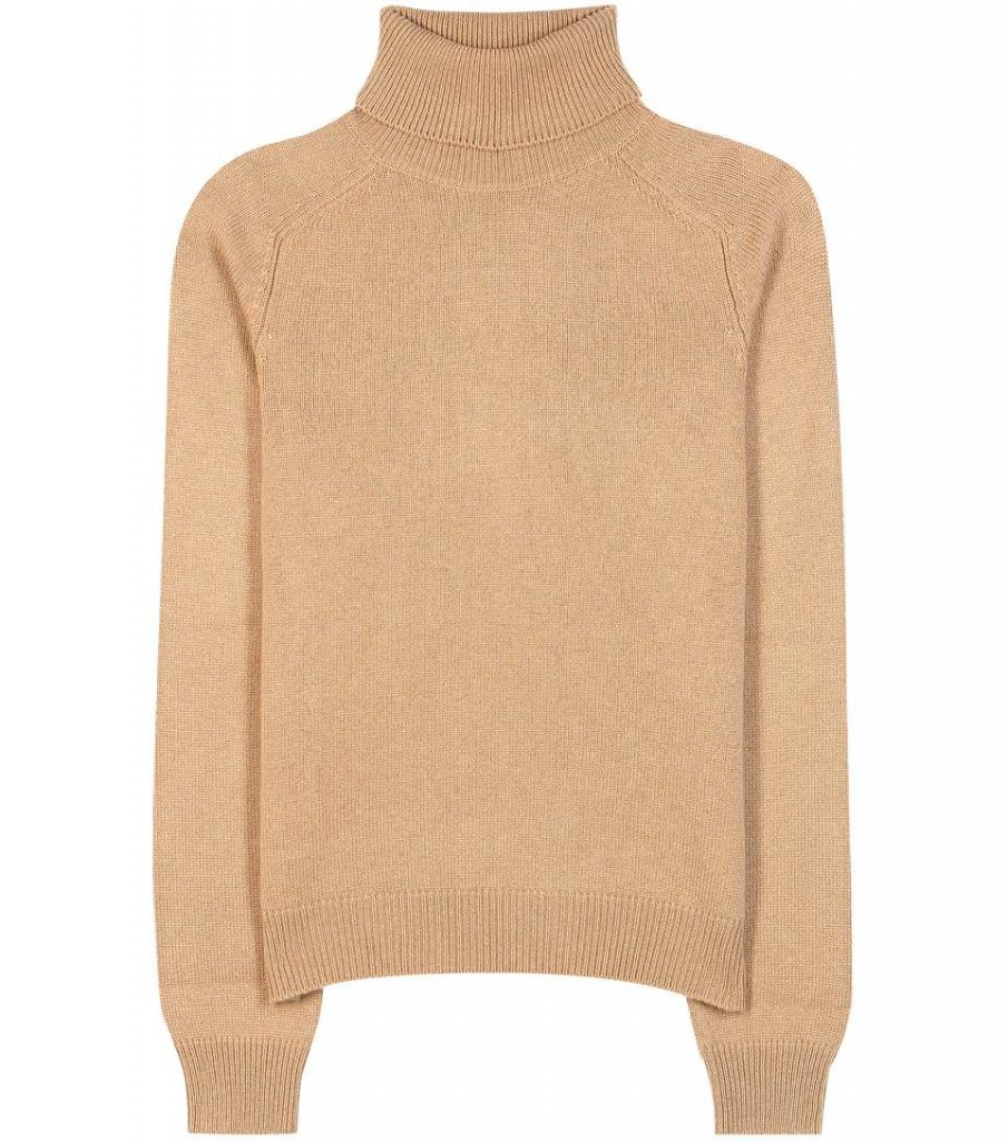 SAINT LAURENT Dolcevita in cashmere