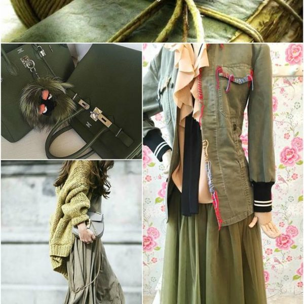 Outfit military chic proposto da SV Boutique