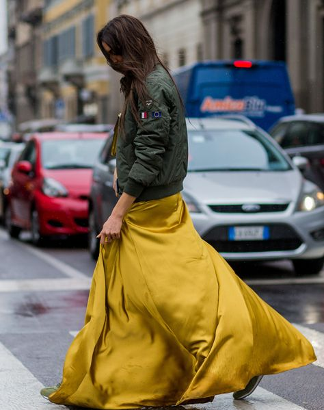 Tracking the Top Street Style at Milan Fashion Week
