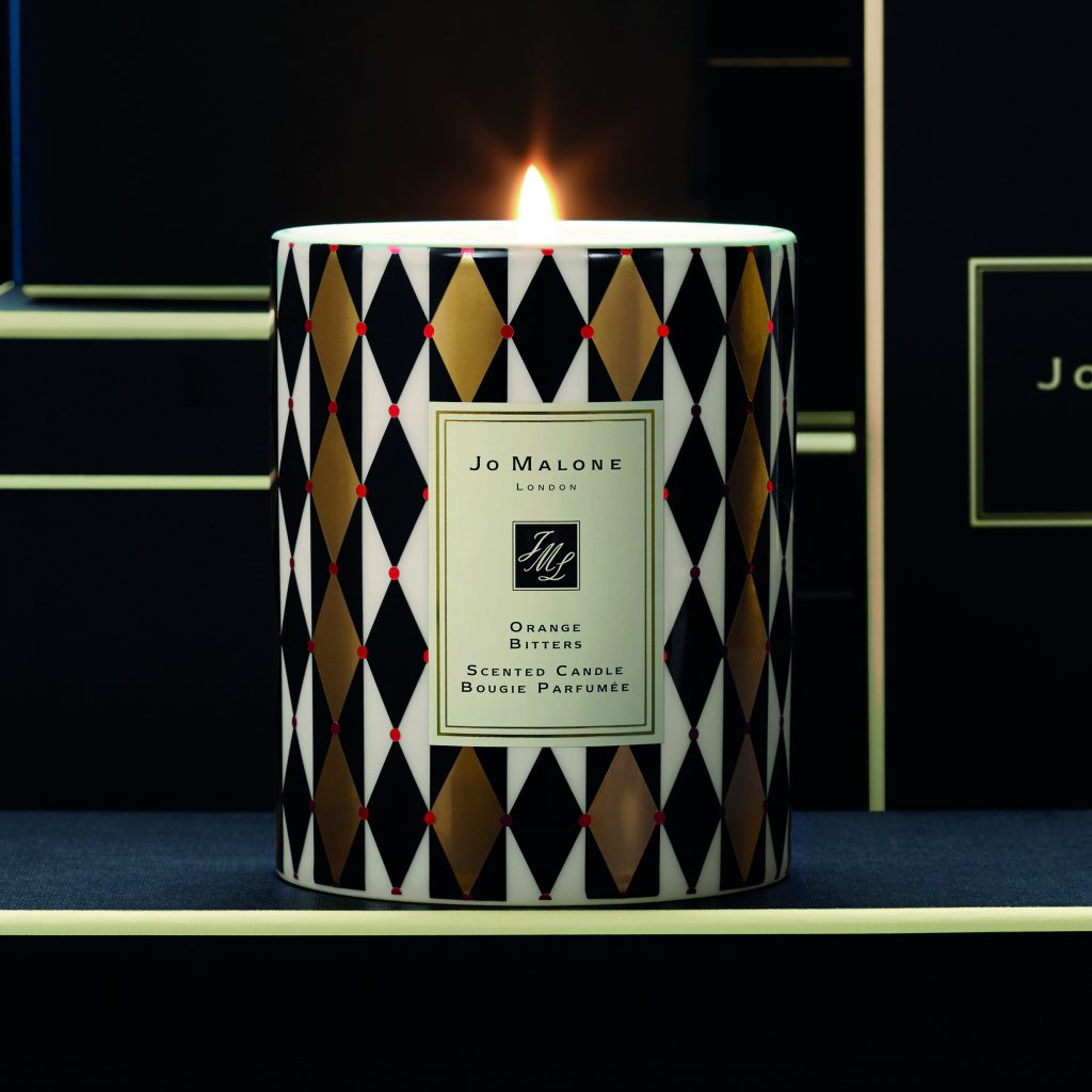Orange Bitters Christmas Candle Jo Malone