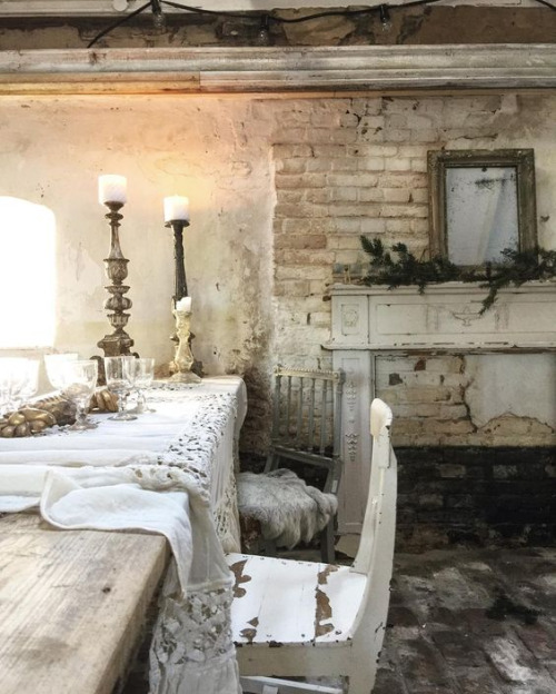 winter interiors