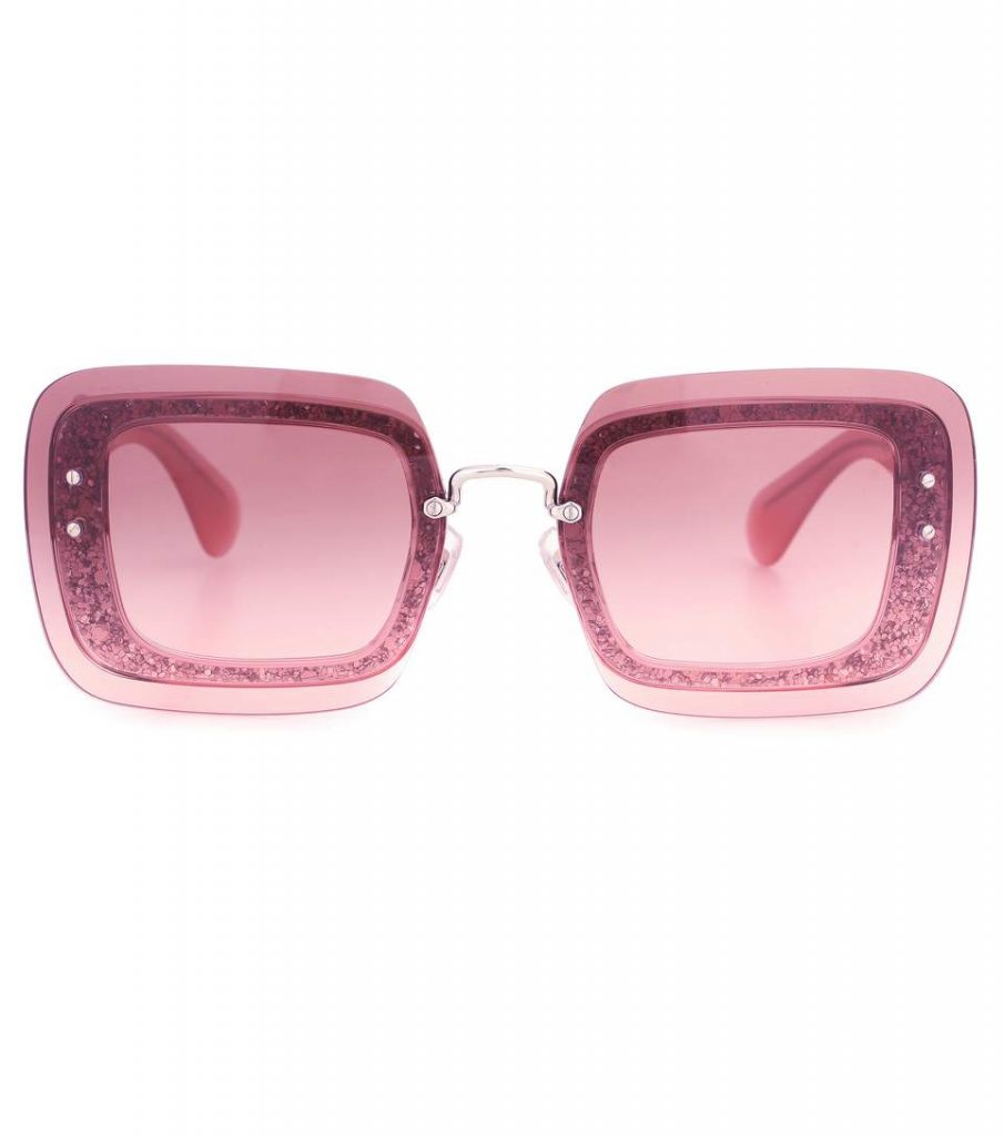 MIU MIU Occhiali da sole Reveal
