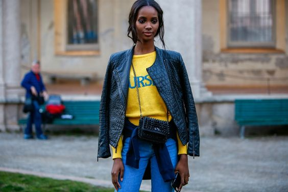 Milano Fashion Week Autunno Inverno 2017-18- lo street style