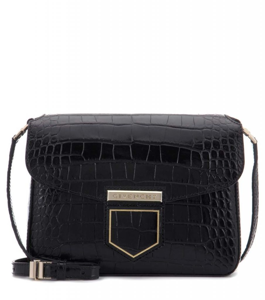GIVENCHY Borsa a tracolla Nobile Small in pelle stampata