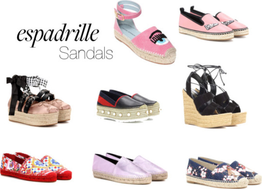 Espadrillsa The Chic List