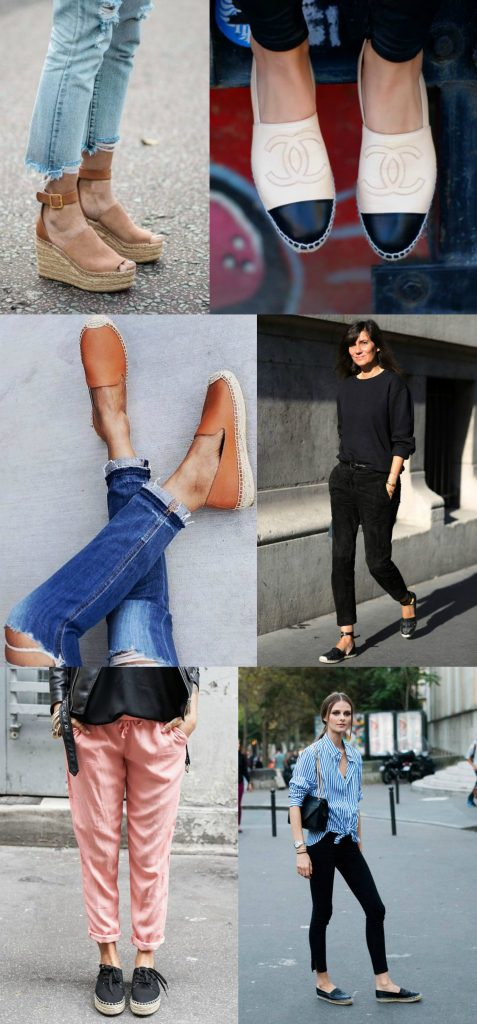 The Chic List Espadrillas