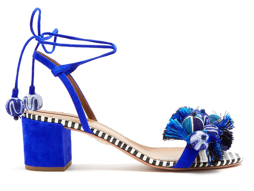 Aquazzura Tropicana Sandals