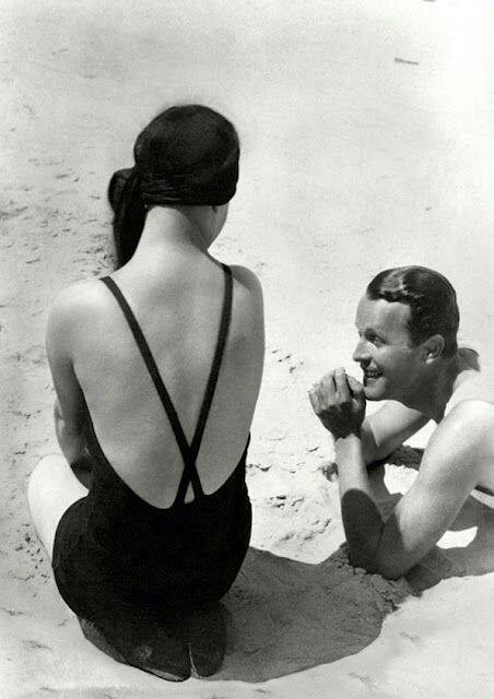 ** Are you ready for Summer? ** George Hoyningen-Huene for Vogue Magazine, 1931.
