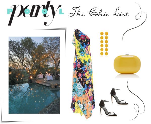 pool party chic list
