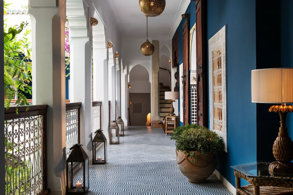 Riad les yeux bleus hotel di charme in marocco charme for Grasse boutique hotel
