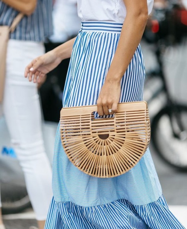straw bag weekend