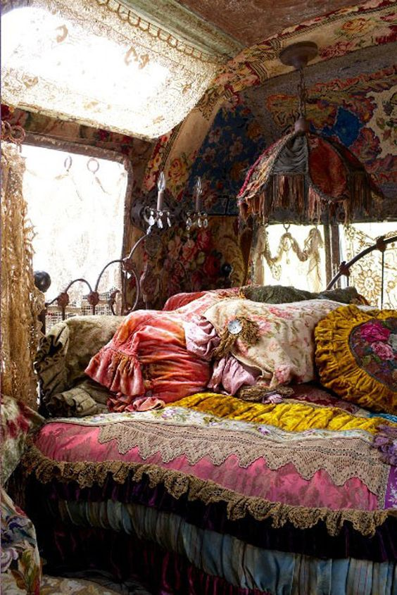 Bohemian Gypsy Rooms