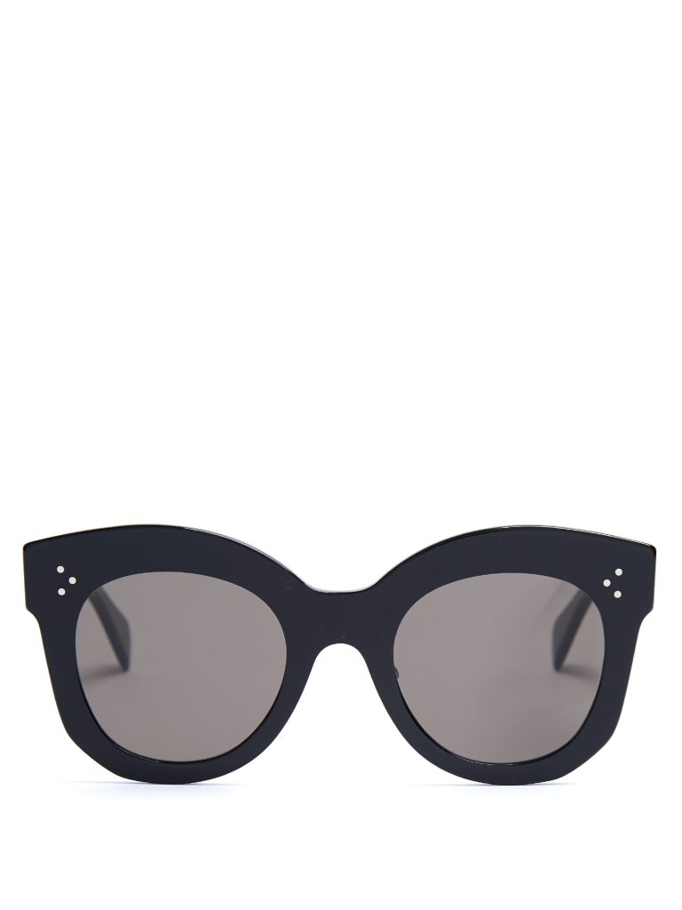 Occhiali da sole cat-eye di Céline