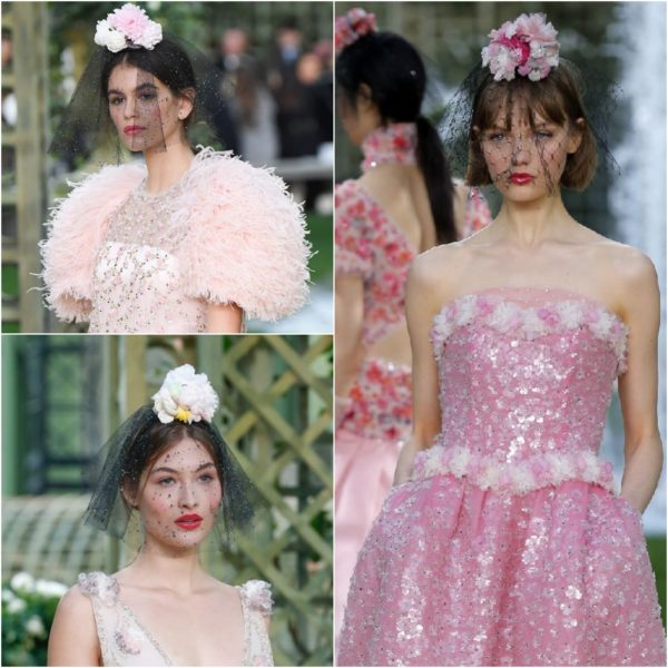 Chanel Spring 2018 Couture fashion
