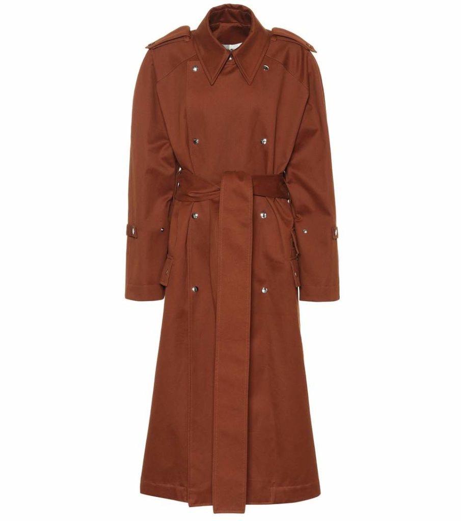 Acne Studios trench in chiave contemporanea