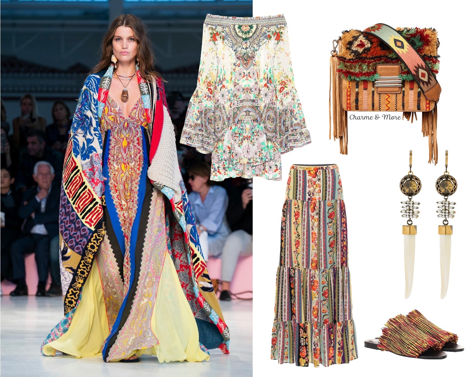 0d91c261f894 Boho-chic Archivi - Charme and More