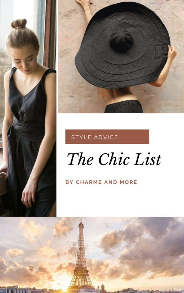 The Chic List: abiti e accessori must-have |11.02.2019
