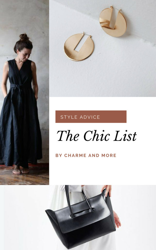 the-chic-list-copertina