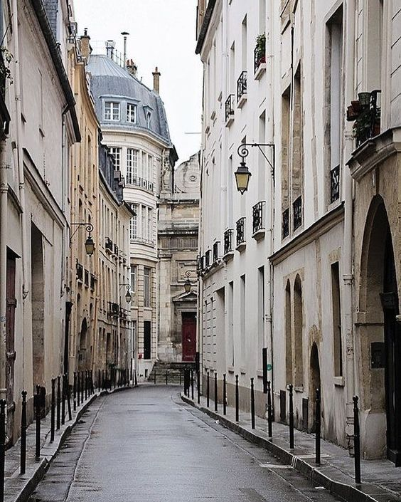 Ph via Pinterest Parigi Marais