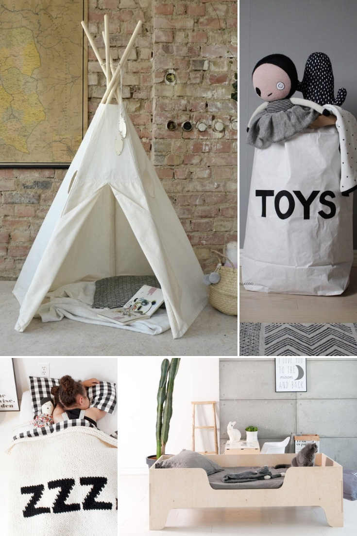Etsy finds of the week idee per la stanza dei bambini for Decorare la stanza dei bambini